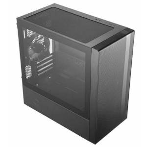 Cooler Master MasterBox NR400 - Midi-Tower / Tempered Glass