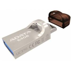A-Data UC370 - OTG USB3.1 auf USB-C Stick - 64GB