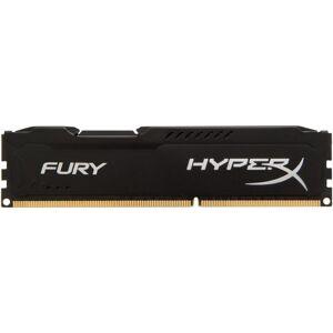 Kingston 4 GB DDR3-RAM - 1600MHz - (HX316C10FB/4) Kingston HyperX Fury Black-Serie CL10
