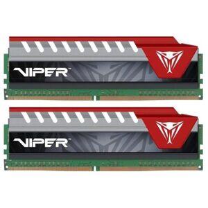 Patriot Memory 16 GB DDR4-RAM - 2800MHz - (PVE416G280C6KRD) Patriot Viper Elite Kit CL16