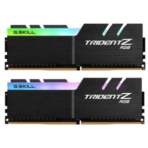 G.Skill 16 GB DDR4-RAM - 2400MHz - (F4-2400C15D-16GTZR) G.Skill Trident-Z RGB Kit CL15
