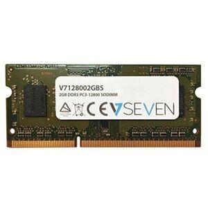 V7 2 GB SO-DIMM DDR3 - 1600MHz - (V7128002GBS) V7 Notebook CL11