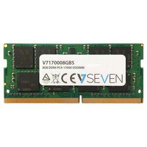 V7 8 GB SO-DIMM DDR4 - 2133MHz - (V7170008GBS) V7 Desktop CL15