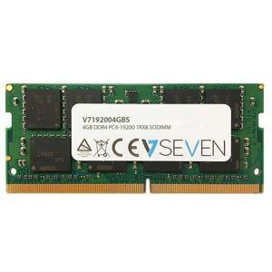 V7 4 GB SO-DIMM DDR4 - 2400MHz - (V7192004GBS) V7 RAM CL17