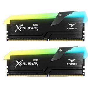 ASRock 16 GB DDR4-RAM - 3600MHz - (TF8D416G3600HC18EDC01) Asrock Xcalibur RGB Kit - CL18