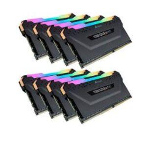 Corsair 64 GB DDR4-RAM - 4000MHz - (CMW64GX4M8X4000C19) Corsair Vengeance RGB Pro Kit CL19