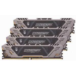 Crucial 32 GB DDR4-RAM - 3200MHz - (BLS4K8G4D32AESTK) Crucial Ballistix Sport AT Kit CL16