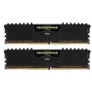 Corsair 16 GB DDR4-RAM - 3200MHz - (CMK16GX4M2E3200C16) Corsair Vengeance LPX Kit CL6