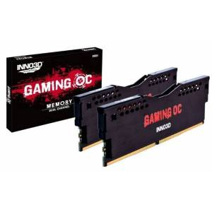 Inno3D 16 GB DDR4-RAM - 3000MHz - (RCX2-16G3000) Inno3D Gaming OC Kit CL16