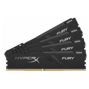 Kingston 64 GB DDR4-RAM - 3200MHz - (HX432C16FB3K4/64) Kingston HyperX Fury Black Kit CL16