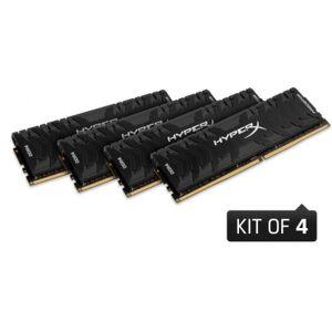 Kingston 128 GB DDR4-RAM - 2666MHz - (HX426C15PB3K4/128) Kingston HyperX Predator Kit CL15