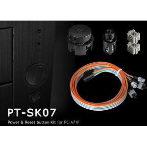 Lian-Li PT-SK07B Power-/Reset-Taster