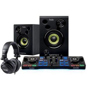 Hercules Mixersteuerung DJ Starter KIT