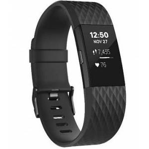 FitBit Charge 2 - Smartwatch Gunmetal Black - Small