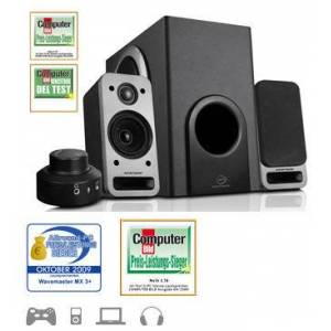 Wavemaster MX-3+ - 2.1 Soundsystem