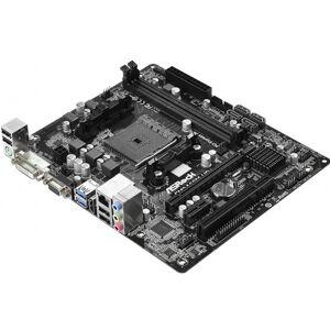 ASRock FM2A68M-HD+ - AMD FM2+