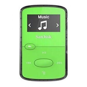 SanDisk Clip JAM - MP3-Player Hellgrün - 8GB