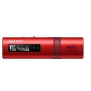 Sony NWZ-B183R - MP3-Player 4GB - Rot