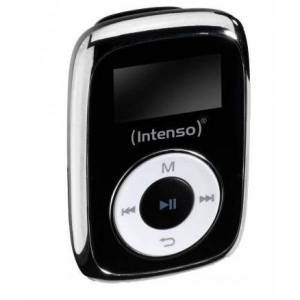 Intenso Music Cover Clip - MP3-Player 8GB - Schwarz