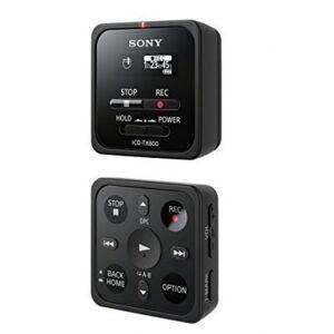Sony ICD-TX800B - Diktiergerät 16GB - Schwarz