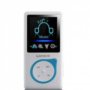 Lenco XEMIO-668 - MP3-Player 8GB - Blau