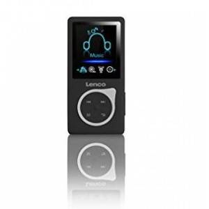 Lenco XEMIO-668 - MP3-Player 8GB - Schwarz