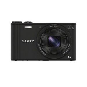 Sony DSC-WX350B - Schwarz
