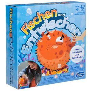 Hasbro Fischen & Entwischen - Geschicklichkeitsspiel