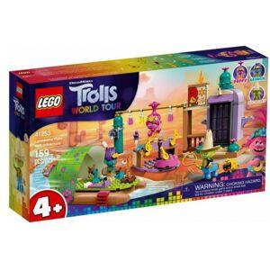 Lego 41253 Trolls Flossabenteuer in Einsamshausen