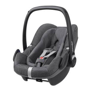 BEBE CONFORT Babyschale i-Size Pebble Plus Sparkling Grey