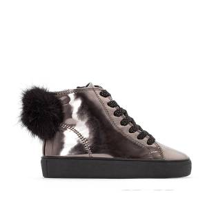 LA REDOUTE COLLECTIONS Hohe Sneakers mit Bommel, Gr. 26-39