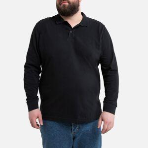 LA REDOUTE COLLECTIONS PLUS Poloshirt mit langen Ärmeln, Plus-Size-Artikel
