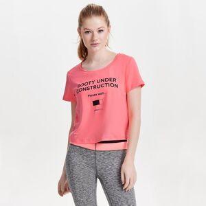 ONLY PLAY T-Shirt mit rundem Ausschnitt und Print vorne