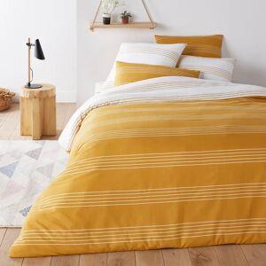 LA REDOUTE INTERIEURS Bettbezug Horizon aus reiner Baumwolle