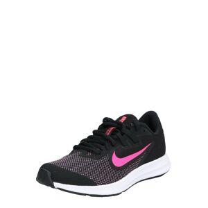 NIKE Laufschuh 'Nike Downshifter 9' pink / schwarz 35,5,36,36,5,37,5,38,38,5,40