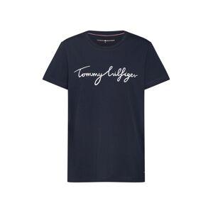 Tommy Hilfiger Shirt 'HERITAGE CREW NECK G' navy / weiß XS,S,M,L,XL,XXL