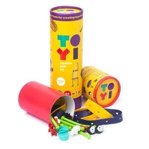 geschenkidee.ch Toyi Upcycling-Set - Bastle dein eigenes Traumspielzeug