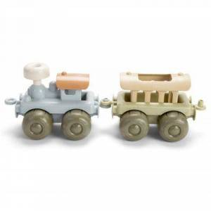 Dantoy Zug Spielzeug Set aus Biokunststoff
