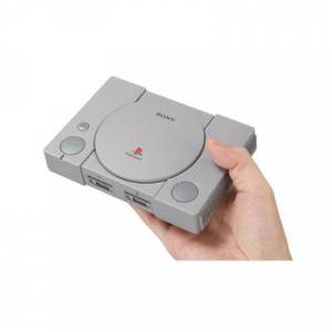 Sony Playstation Classic inkl. 20 Spielen & 2 Controllern