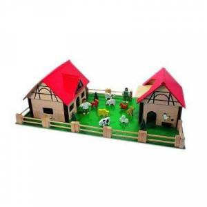 geschenkidee.ch Holzspielzeug Farm