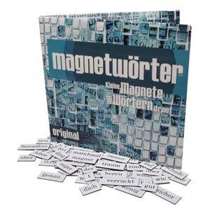 Kylskapspoesi Magnetwörter Original