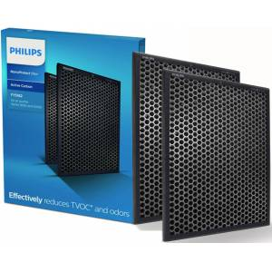 Philips Aktivkohlefilter FY5182/30, Zubehör für Luftreiniger der Serien 5000...