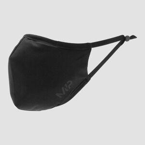 Mp Myprotein antivirová maska s filtrem - Černá