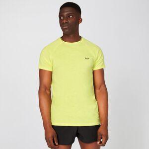 Myprotein Pace tričko - Sírově žluté - XS
