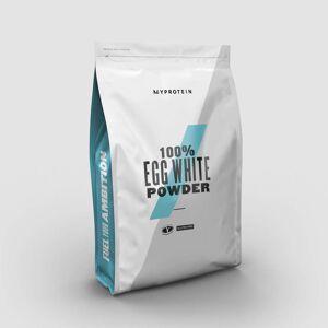 Myprotein Sušené vaječné bílky - 1kg - Bez příchuti, z volného výběhu