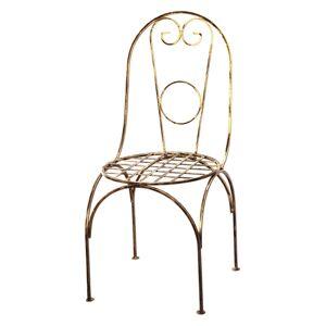 Kapelańczyk Kovová židle -