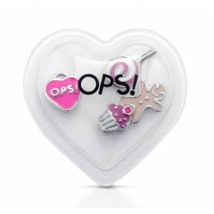 Ops! Objects mini pop ozdoby E 'MY OPS! CANDY Cupcake