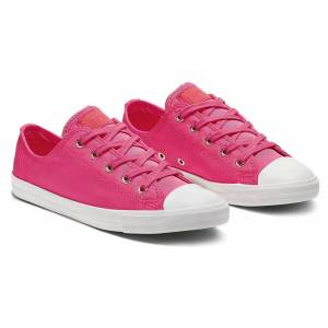 Converse pink sneakers Chuck Taylor All Star Dainty Ox Strawberry Jam