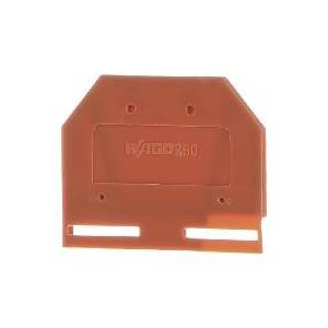 280-302  - End/partition plate for terminal block 280-302