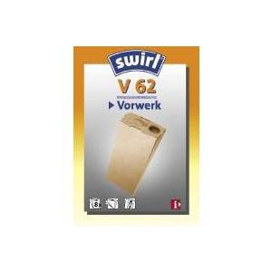 V 62 (VE8)  - Bag for vacuum cleaner V 62 (quantity: 8)